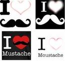 love moustache !!!
