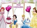 cumple princesas