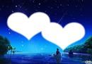 l'amour dans le coeur