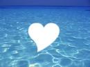 Coração Dentro D'água