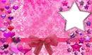 fundo cor de rosa