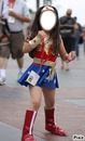mini wonder woman