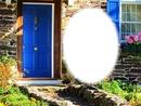 maison-porte d'entrée