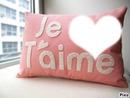 amour sur l'oreiller
