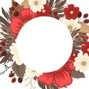 Rond florales