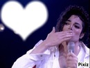 Michael's Kiss & Love