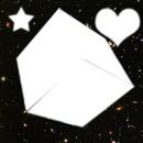Cubo, corazon y estrella