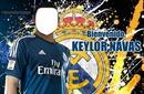 Keylor Navas Madrid 2