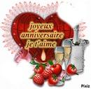 JOYEUX ANNIVERSAIRE COEUR
