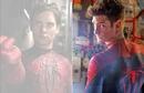 Eu e Homem Aranha