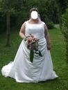 mariée ronde