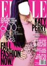 "Magazine ""ELLE"" Katy Perry"