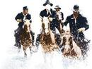western officier de cavalerie