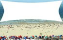 la plage de deauvill