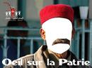 Tunisien à moustache