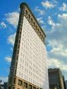 Flatiron Building von New York