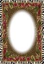 Zebpard frame