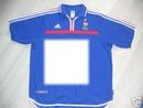 Maillot de France Euro 2000