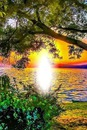 Laguna hermosa