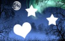 Le coeur dans les étoiles