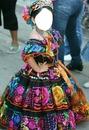 renewilly niña con traje regional
