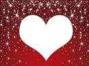 marco con corazon