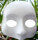 Masque clin d'oeil