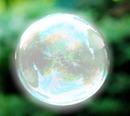 bulle d'eau
