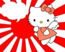 Hello Kitty Rising Bulle