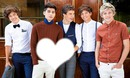 One direction heart