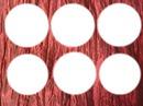 6 ronds