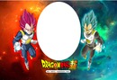 VEGETA EN ACTION DRAGON BALL SUPER