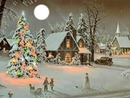 Noël soleil neige