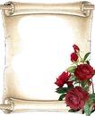le parchemin de l'amour