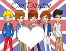 corazon de one direction
