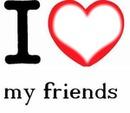 i <3 my friends