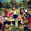 Camila , ludmila , violetta , francesca y tu