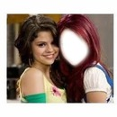 Selena Gomez et Ariana Grande