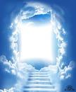 Heavens door way