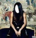 cheveux noire