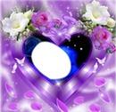 Jess coeur fleurs