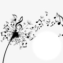 fleur musicale