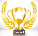 Facebook troféu