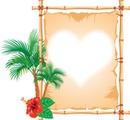 cadre hawaïe