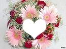 bouquet romantique!