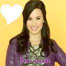 Moldura da Demi Lovato