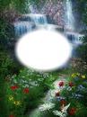 Nature-paysage-chutes-fleurs