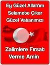 türkiye dua