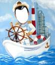 23 февраля моряк
