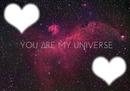 tu es mon univer